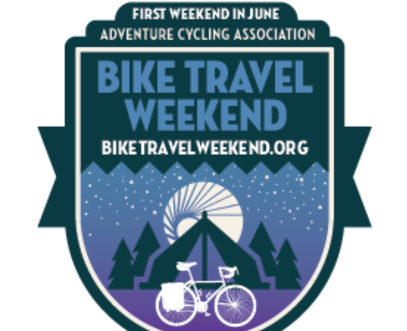 Bike Month Closes Out with Bike Travel Weekend