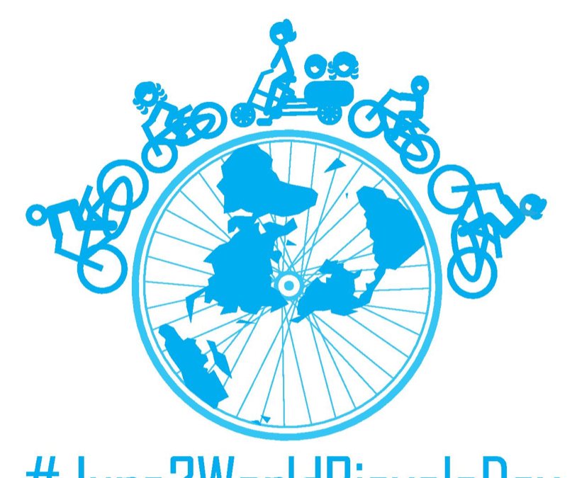 Celebrate World Bicycle Day on June 3