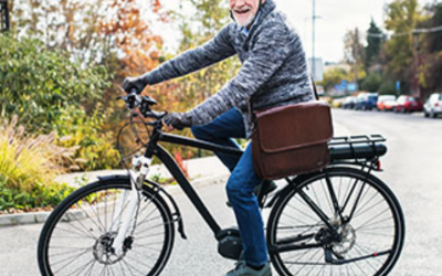 E-bikes Benefits for Seniors