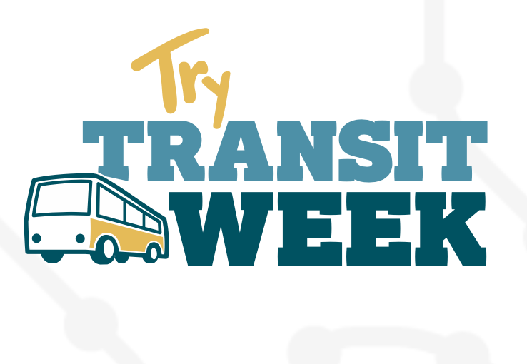 Try Transit, Go Car Free, Win Prizes