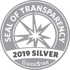 guideStarSeal 2019 2018 silver - Earning Your Trust