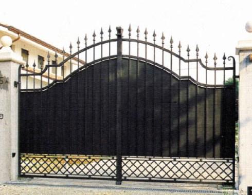 riparazione cancelli Borghesiana