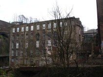 Torr Valley Mill New Mills walk