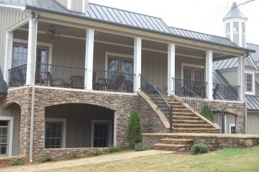 exterior hand rail 3