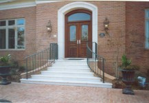 exterior stair rail 1