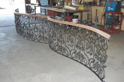 interior hand rail