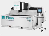 87,000 PSI, Flow Waterjet