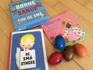 sangbøger til de kendte børnesange