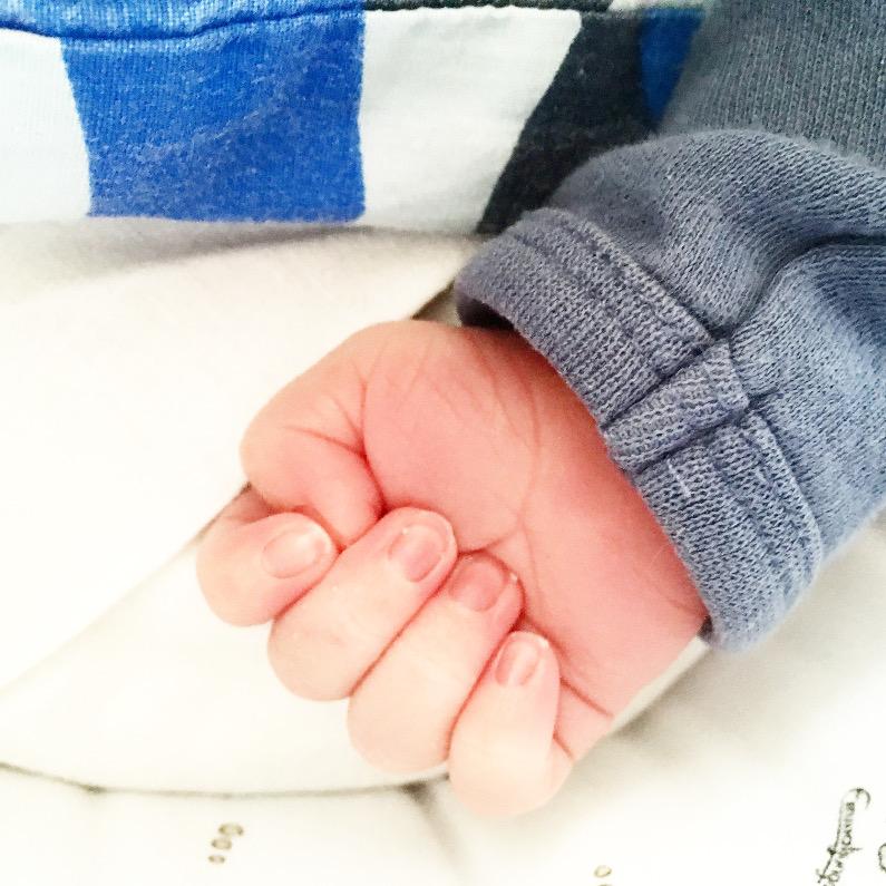 Barselsliv#1 - Du ved, du lige har fået en baby, når ...