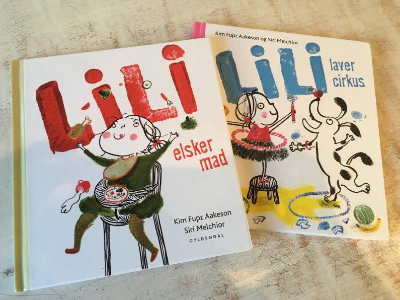 Nye, skønne bøger for de 2-3årige - Lili
