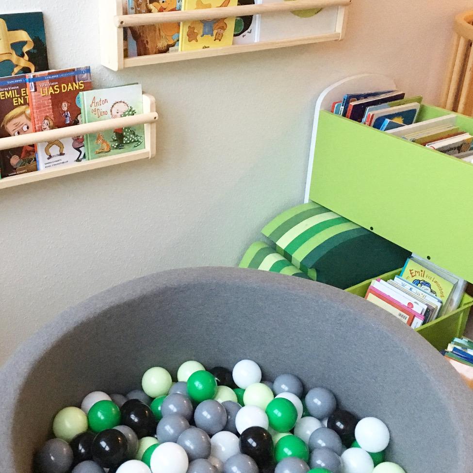 3 tips til at læse med din baby – 1000 bøger!