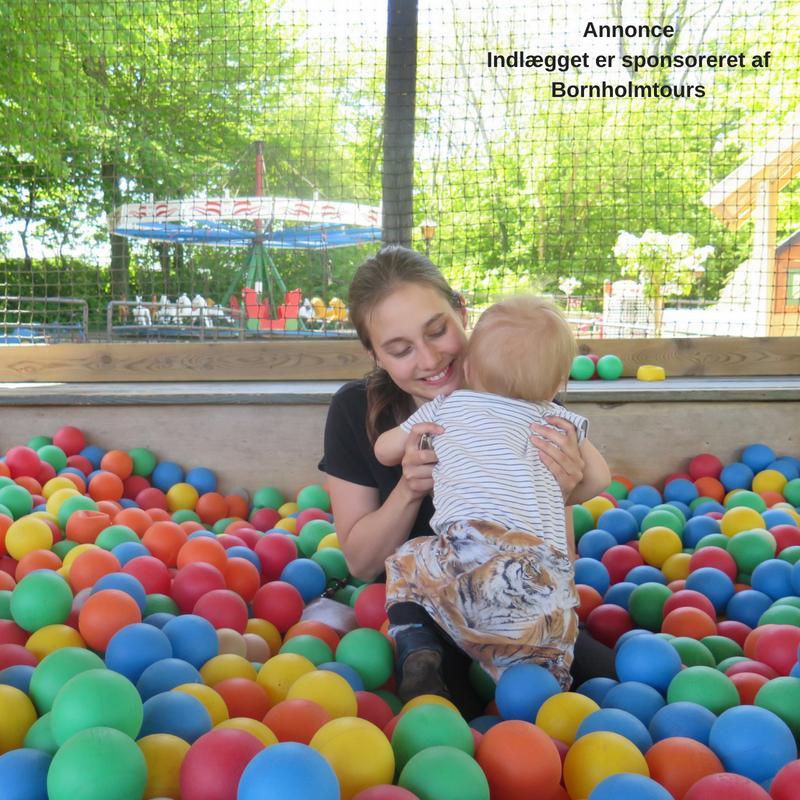 Brændegårdshaven - for familier med børn på Bornholm