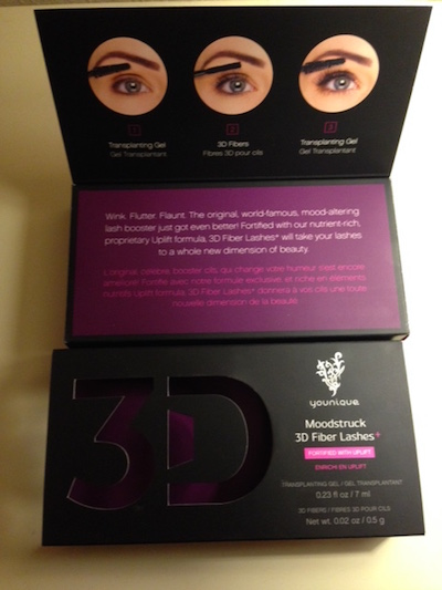 Image of the 3D Fiber Lashes+ Mascara Box