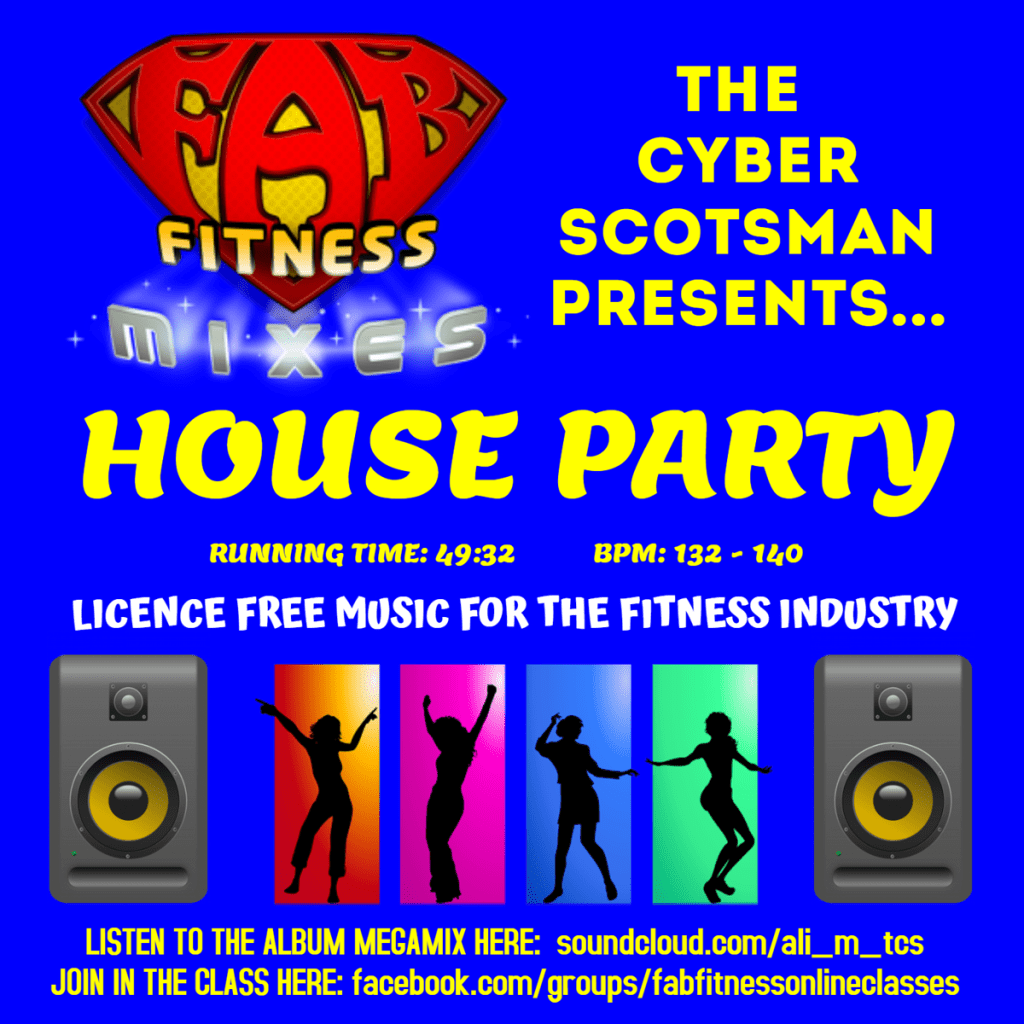House Party - Front Cover