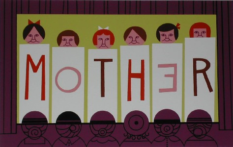 M Is for Mother by Edie Harper