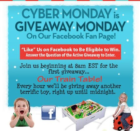 Melissa and Doug Cyber Monday Event