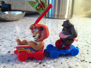 Kinder Canada loves Madagascar 3…a crackalackin' sequel!
