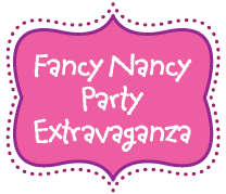 Fancy Nancy Party DIY