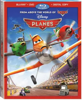Movies To Please Your Little Ones… #Disney's Planes and Jake & The Neverland Pirates {Review}