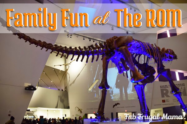 Family Fun At The ROM: #NikonMOMents Part 5