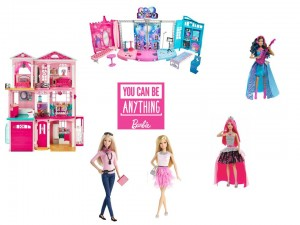 Barbie Prize Pack 1