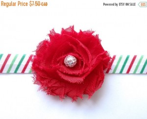 Preppy Littles Christmas Headband