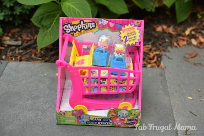 Shopkins cart