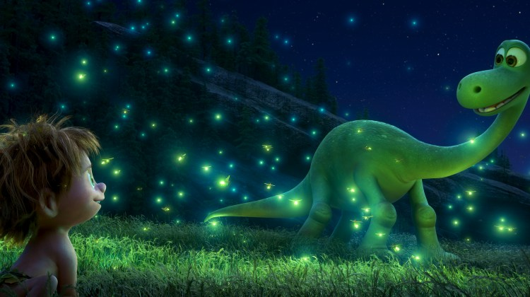 "Why ""The Good Dinosaur"" Is A Must-See Movie"