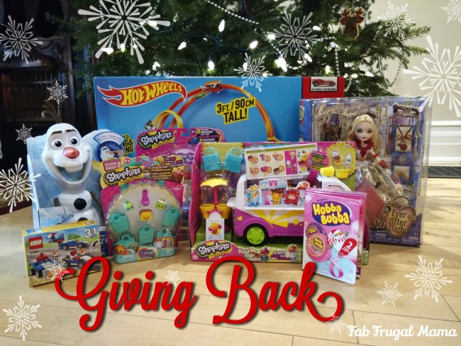toys to donate to charity