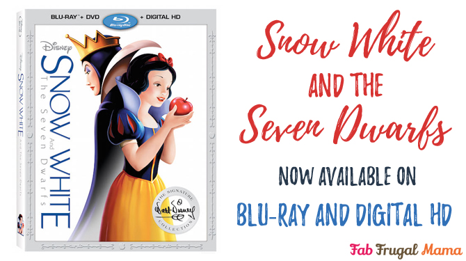 Calling All Disney Fans… Snow White Is Here!