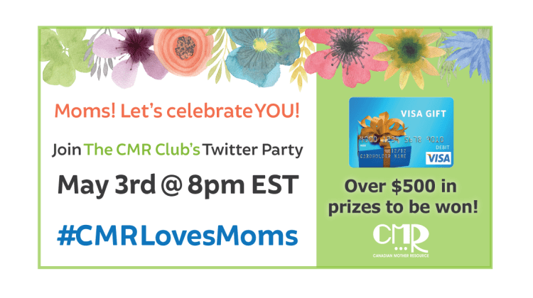 The CMR Wants To Spoil YOU for Mother's Day! #CMRLovesMoms