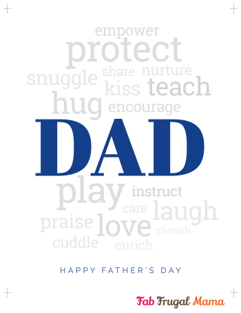 Fab Frugal Mama Father's Day printable v5-blue