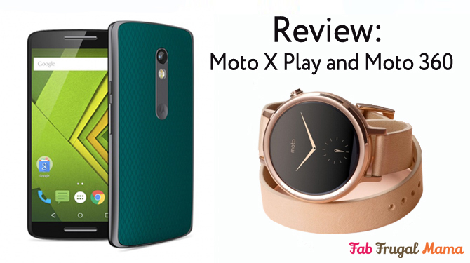 Review: Moto X Play and Moto 360 Watch