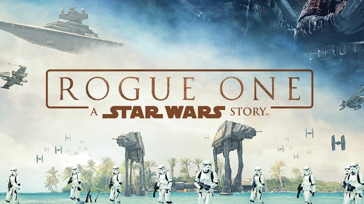 Rogue One: A Star Wars Story {Review}