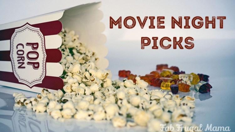 Movie Night Picks
