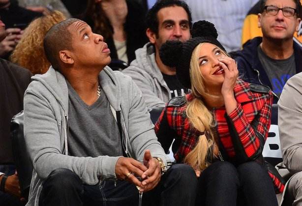 Beyonce-Jay-Z-Russell-Wilson-Nets-Game