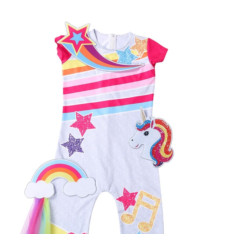 Fancy jumpsuit for girls