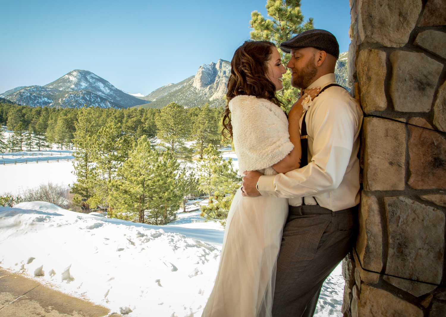 Bawden Wedding in Estes Park, Colorado