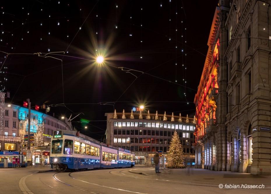 Paradeplatz Zürich