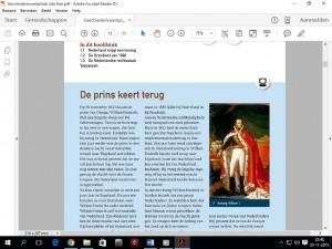 digitale schoolboek