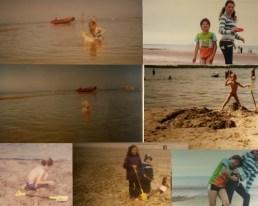 foto sessie strand