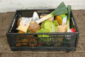 Gevuld - Variatie - Kratje - Groente - Zuivel - Fruit - Donker - Verzorging