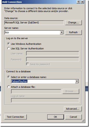Creating a SharePoint 2010 External Content Type with CRUD Methods using LINQ and a SQL LOB System (6/6)