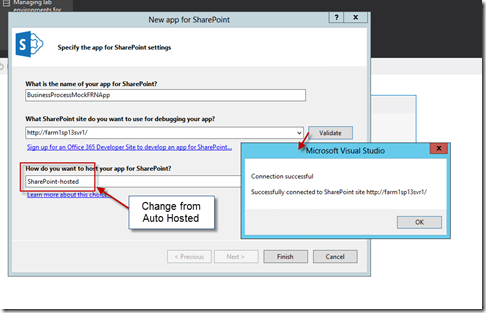 How To: Create SharePoint 2013 Workflow App-Site Columns to Fully Deployed App using Visual Studio 2012 (2/6)