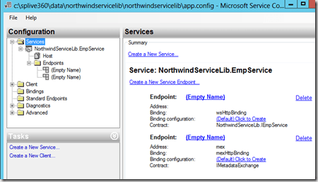 Blog Update on SharePoint BCS with full CRUD Part 1 of 3 (6/6)