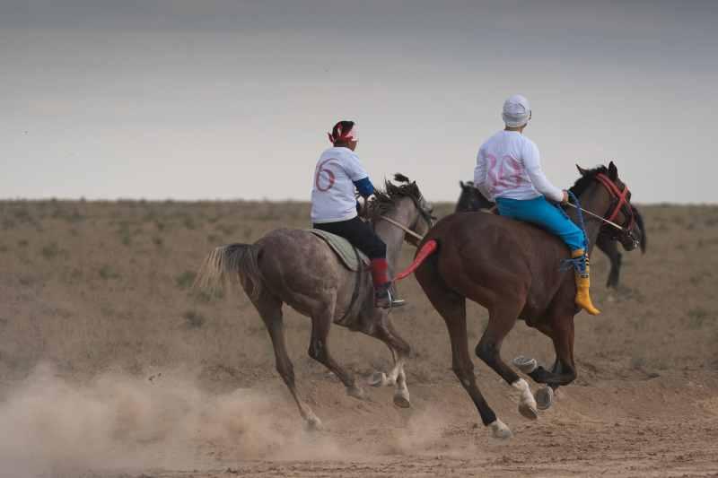 Horse racing Kazakhstan