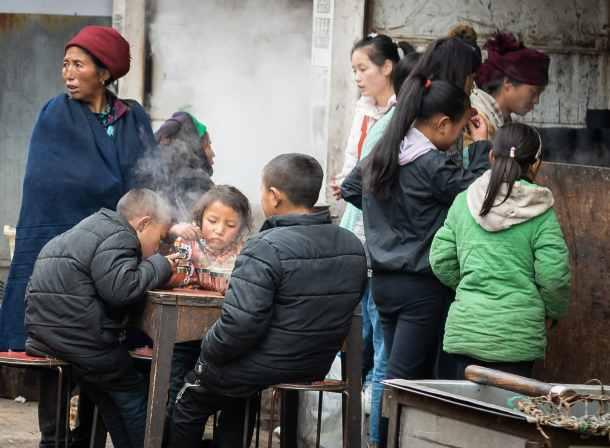 yi people china