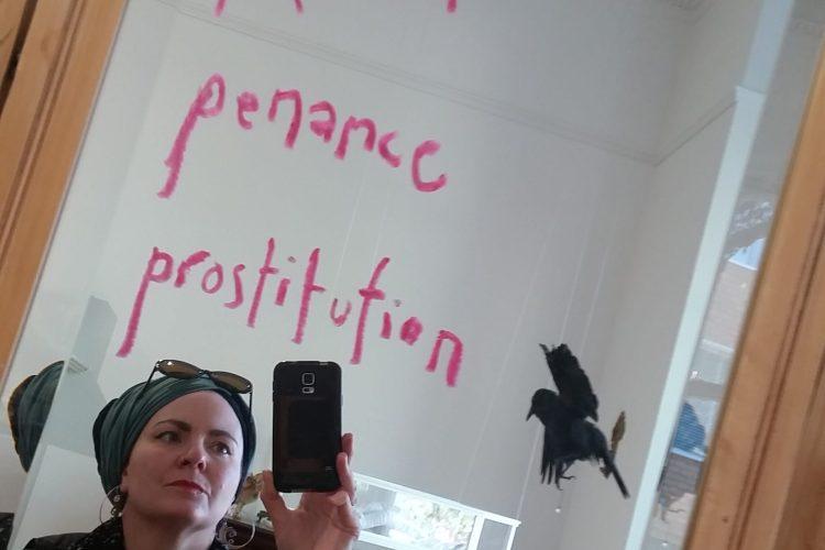 Wholeness and the Implicit Order, 2018: Julia deVille @Linden New Art