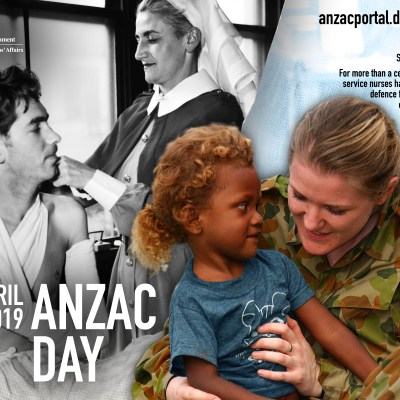 ANZAC Day 2019 Military Nurses