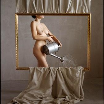Melania trump art nude pictures